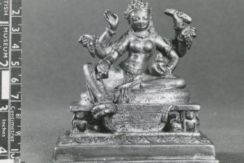 Goddess Vasudhara