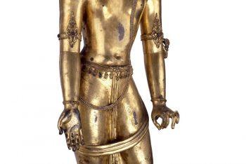 Bodhisattva Avalokiteśvara (Padmapani)