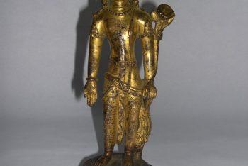 Bodhisattva Avalokiteśvara with lotus (Padmapani)
