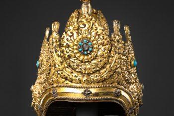 Vajracharya Priest's Crown