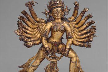 Durga as Slayer of the Buffalo Demon Mahishasura