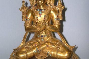 Vajradhara with Vajra