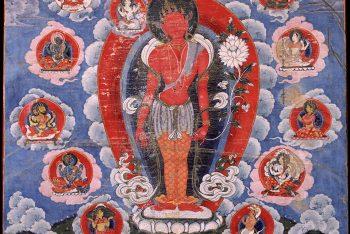 Rakta Lokeshvara/Macchendranath