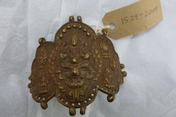 Cast Armlet of Bronze