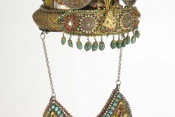 Crown/ head-dress