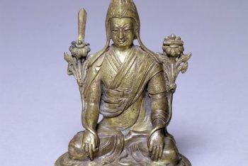 Figure of Klong-chen