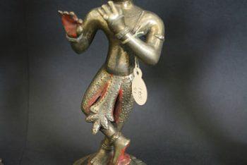 Figure of Krishna