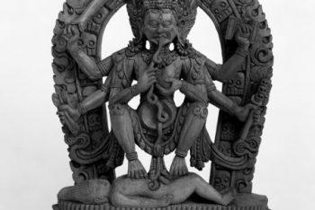 Shiva as Bhairava Raga