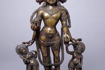 Figure of Vaikuntha