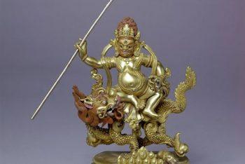 Figure of Jambhala