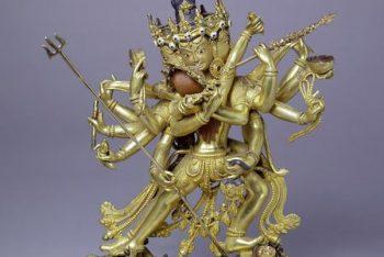 Figure of Samvara
