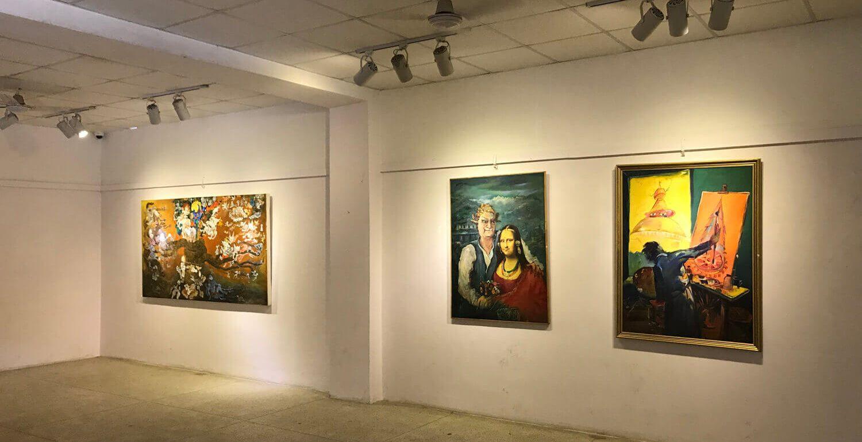Nepal Art Now in Vienna