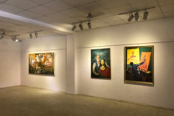 Nepal Art Now in Vienna