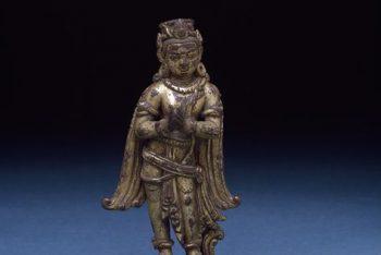 Sculpture: The mythical bird Garuda