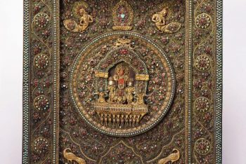 Shrine of the sun god Surya
