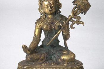 The Buddhist Deity Sitatapatra