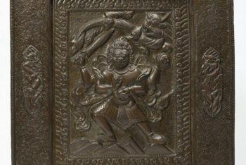 The Buddhist deity Achala Chandamaharosana