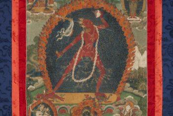 The Buddhist deity Naro Dakini