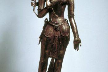 The Buddhist deity Tara
