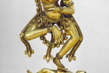 The Buddhist deity Vasya Vajravarahi