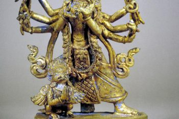 The Hindu Diety Vaishnavi