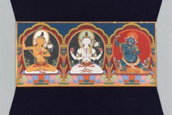 The Three Protectors of Tibet