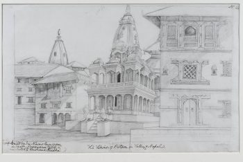 Temple Of Krishna And Radhan, Patan