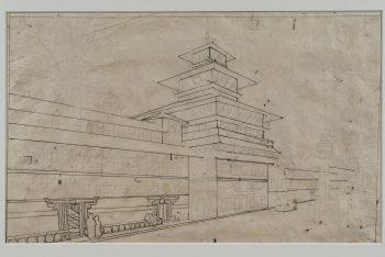 The Durbar At Patan