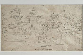 The Durbar, Kathmandu