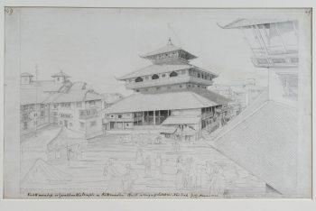 The Kasthamandapa, Kathmandu