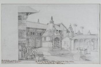 Uba Gathi Cha Temple, Patan