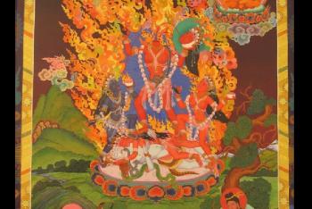 Vajrayogini (Buddhist Deity) – Chinnamasta (Severed-head)