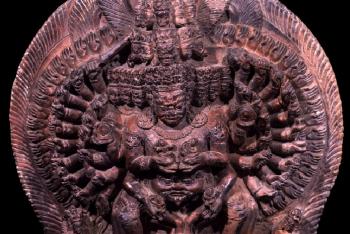 Vishnu – Vishvarupa