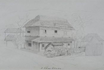 A Khas' (Khus) House