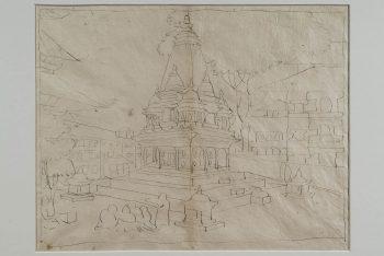 A Hindu Temple, Patan