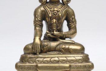Akshobhya, the Unshakable Tathagata Buddha