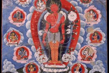 Avalokiteshvara (Bodhisattva & Buddhist Deity) – Shristhikantha
