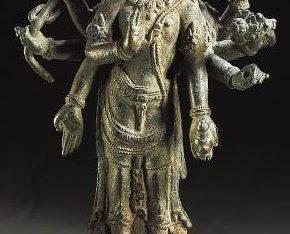 Bodhisattva Amoghapasa Lokeshvara