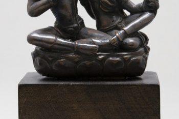 Bodhisattva with Consort