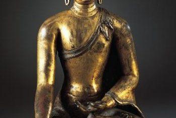 Buddha Shakyamuni or Akshobhya