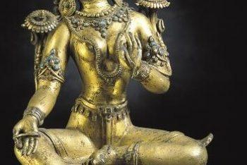 Buddhist Goddess