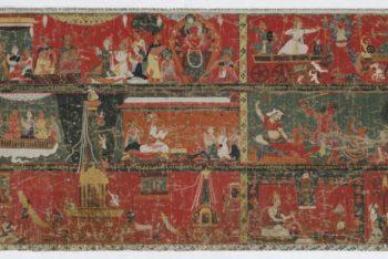 Bunga Dyo, the Legend of Red Avalokiteshvara