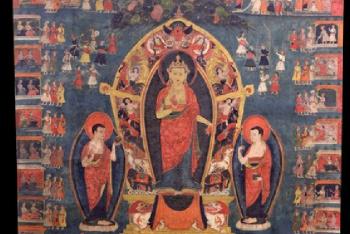 Dipamkara Buddha – (Standing)
