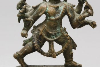 Eight Armed Manifestation of Shiva