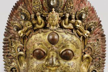 Face of Bhairava