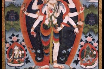 Item: Avalokiteshvara (Bodhisattva & Buddhist Deity) – Amoghapasha (Unfailing Lasso)