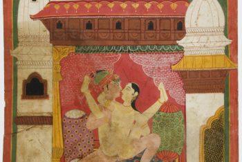 Kumari and King in Coitus