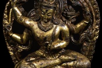 Manjushri (Bodhisattva & Buddhist Deity) – Namasangiti