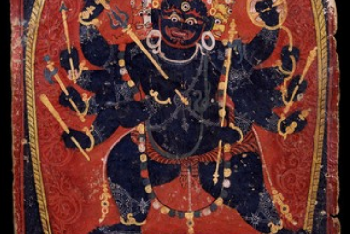 Bhairava, Panchmukha (The Terrible Five Faced One)