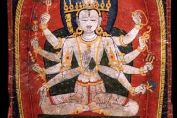 Shiva (Indian God) – (five faces)